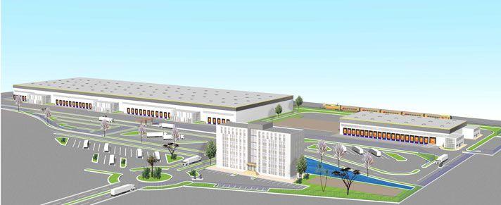 ONCF – Logistic park – Casablanca