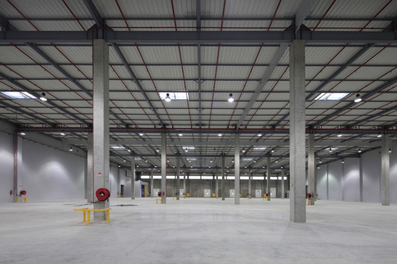 SNTL P2 – Logistic park – Mohammedia