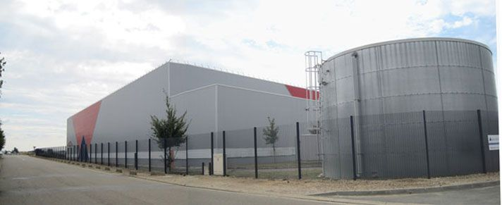 ARCHIVES STORAGE WAREHOUSE- Industrial facility – Chartres