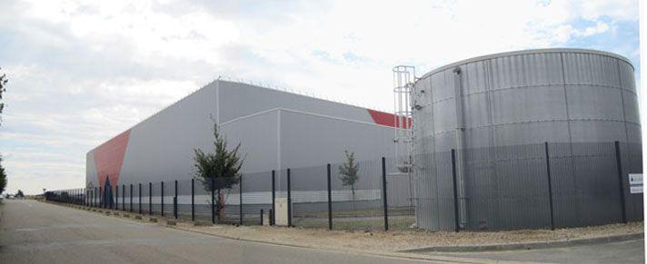 MAGATZEM D'ARXIUS – Nau industrial – Chartres