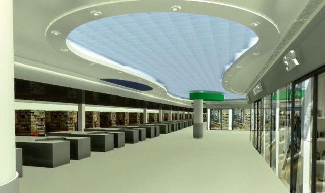 AUCHAN – Centre comercial – Aubagne
