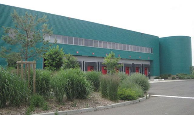 ARCHIVES STORAGE WAREHOUSE – Industrial facility – Sablé sur Sarthe