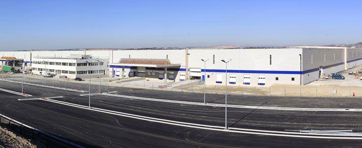 BARJANE / EUROCOPTER – Industrial facility – Marignane
