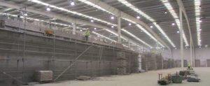 CPL - Indutrial facility - Subirats