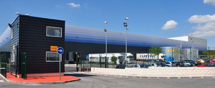 GAZELEY – Cold warehouse – Alovera