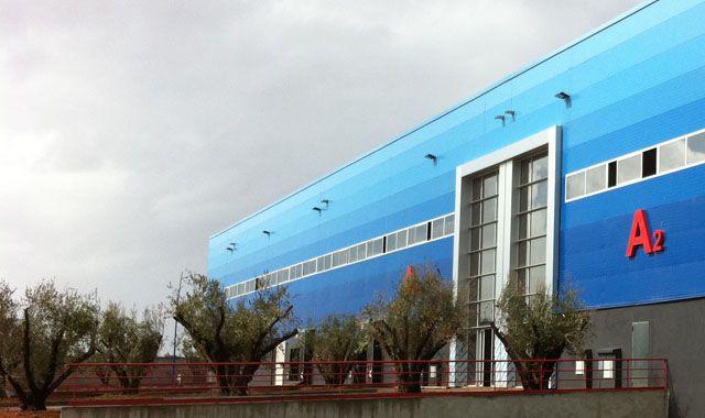 SOFT LOGISTIC – Parc logístic – Casablanca