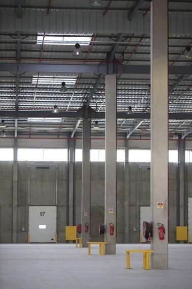SNTL P2 - Logistic park