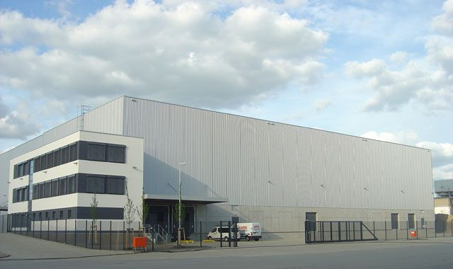 ARCHIVES STORAGE WAREHOUSE – Almacén industrial – Berlín