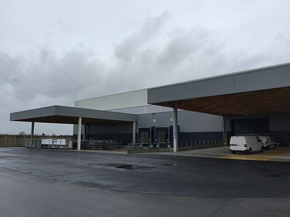 PITCH PROMOTION / AIRBUS – Plataforma logística – Toulouse
