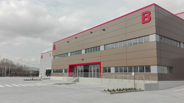 SEGRO - Logistic warehouse