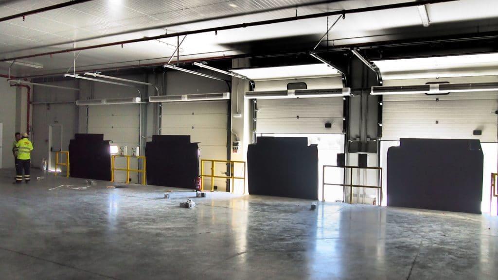 IDI GAZELEY / CARREFOUR - Entrepôt frigorifique