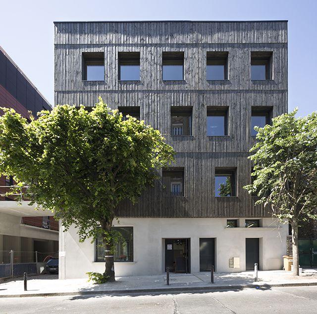 ABCD / MUNDO – Bürogebäude – Paris