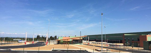 GOODMAN / CARREFOUR – Logistikpark – Nîmes