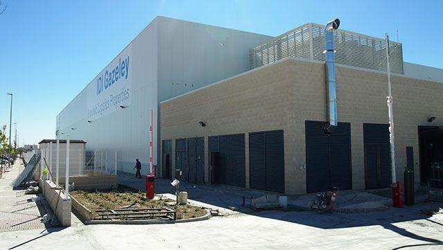 IDI GAZELEY / CARREFOUR – Gekühlte Lagerhallen – Torrejon