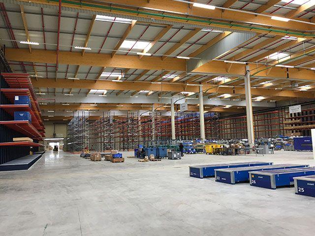 Pitch Airbus interior
