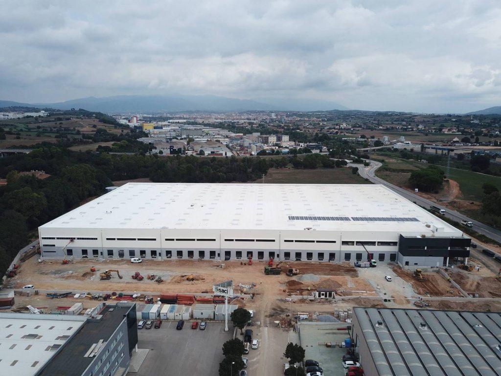 ID LOGISTICS - Edificio logístico en Granollers - Top Management