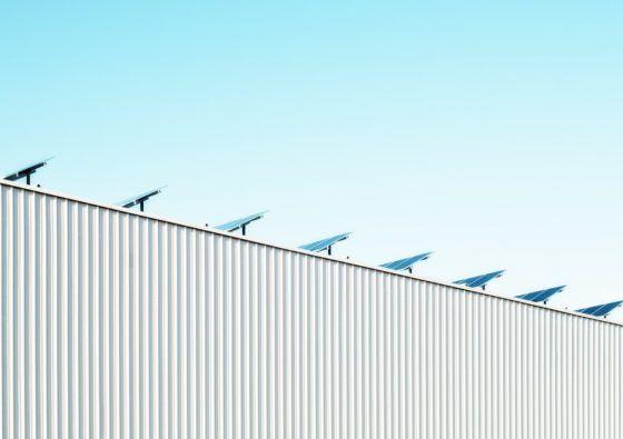 Hacía la construcción de edificios industriales 100% sostenibles