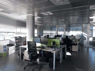 TOP NEW OFFICES - CASTELLDEFELS