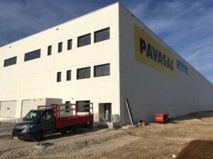Logistic Platform PAvasal